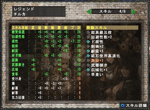 覇2狩護3(スキル)