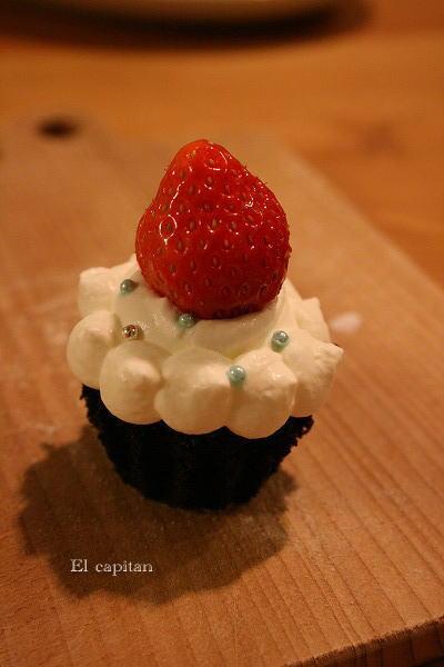 デコカップケーキ