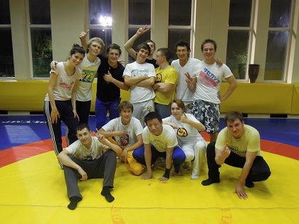 集合写真 real capoeira