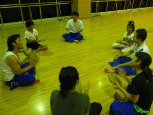 子供歌練習