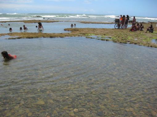 オンジーナの海