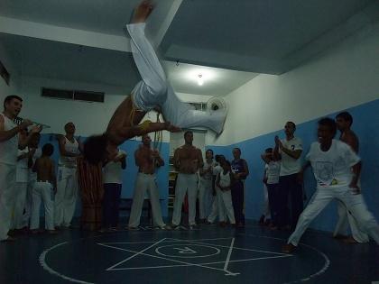 ブラジルで