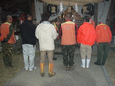 2010.11.15初猟!