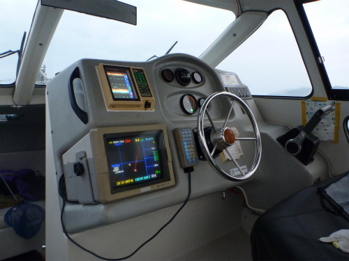 2011.05.21ボート釣り1