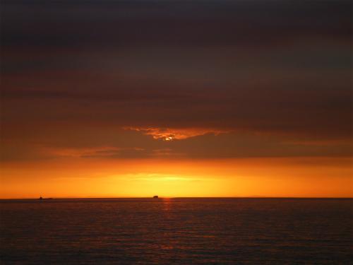 2011.07.15夕陽2