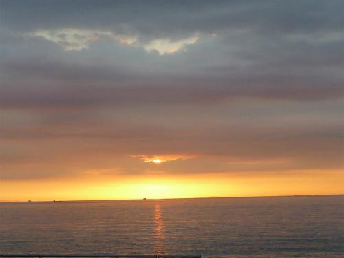 2011.07015夕陽