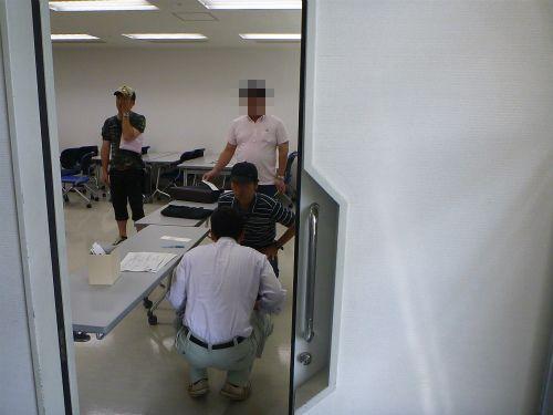 2011.07.29罠猟試験5