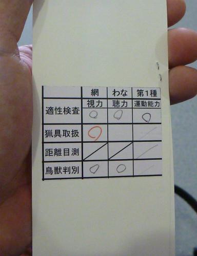 2011.07.29罠猟免許9