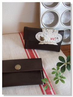 革カードケース1