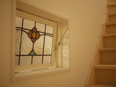 階段ステン