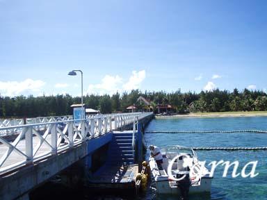 グアム/ココス島でサイクリング2