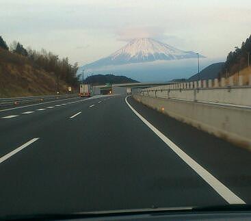 新東名富士山