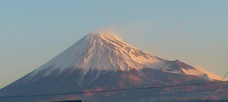 富士山20130221