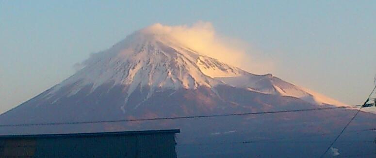 富士山20130224