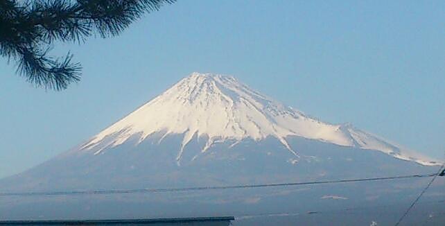 富士山20130302
