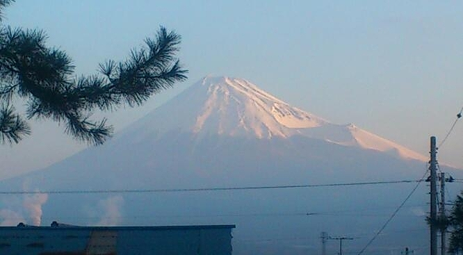 富士山20130305