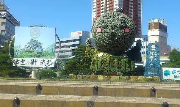 浜松駅前20130312