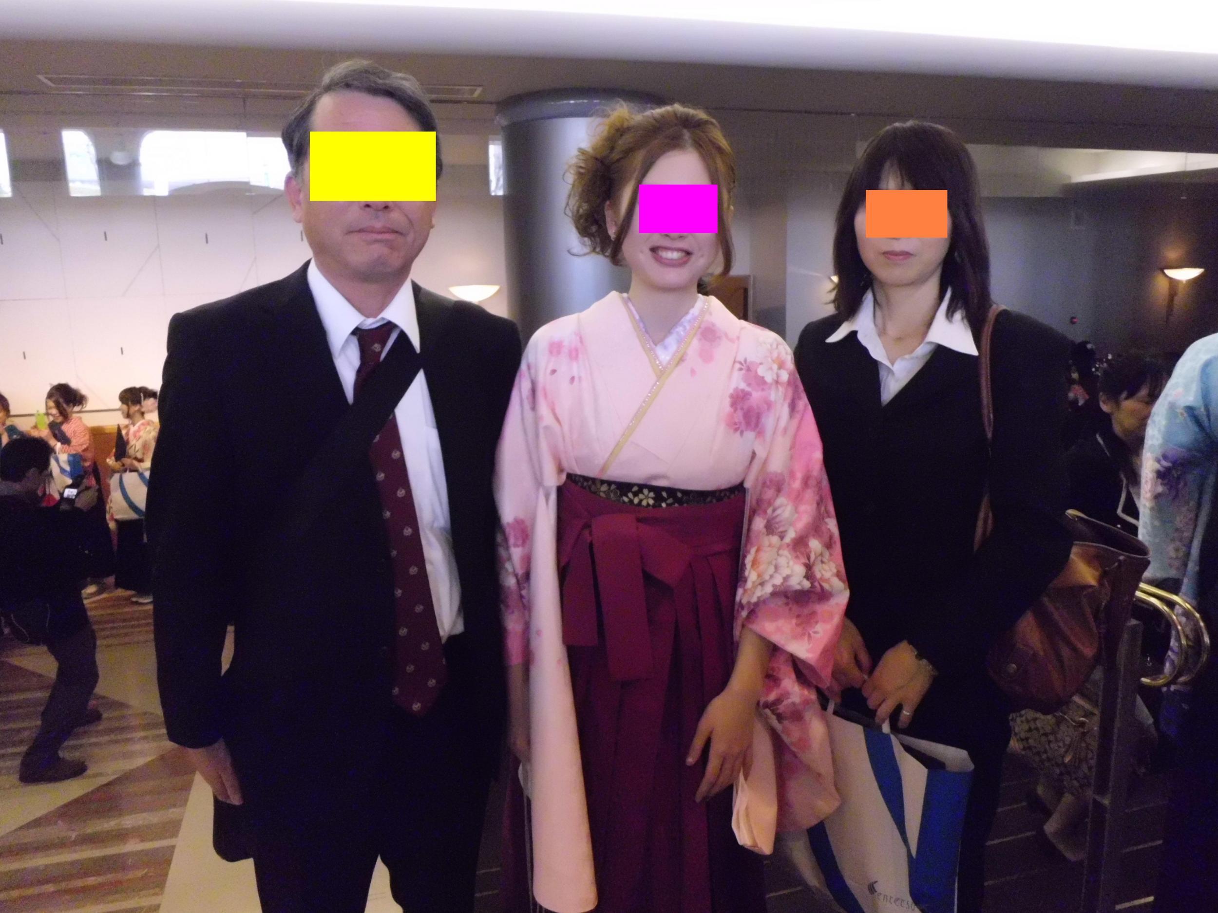 ゆっこと父母20130312