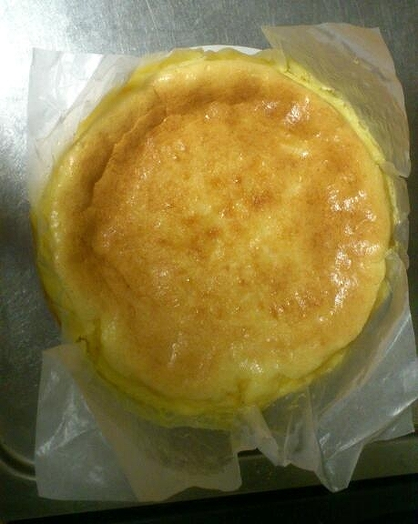 チーズケーキ20130314