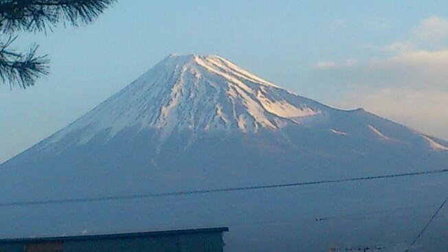 富士山20130316