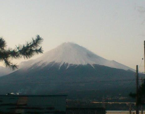 富士山20130403