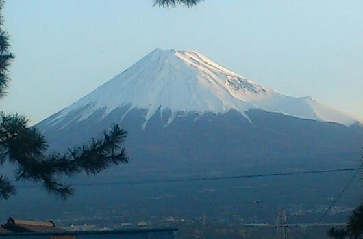 富士山20130404