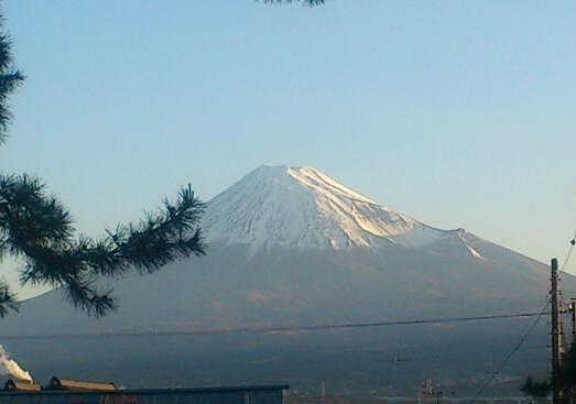 富士山20130408