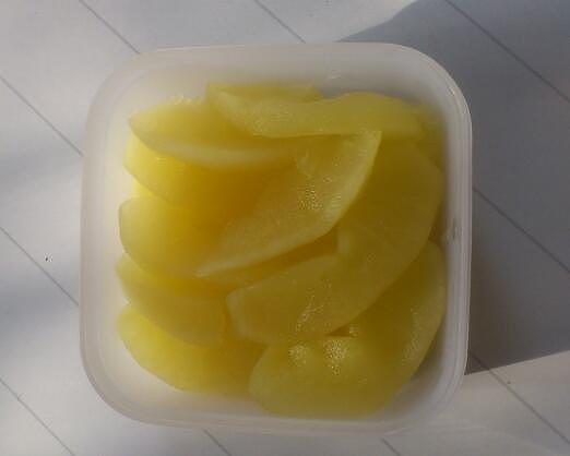 りんごレモン煮20130419