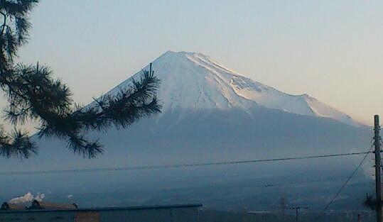 富士山20130422