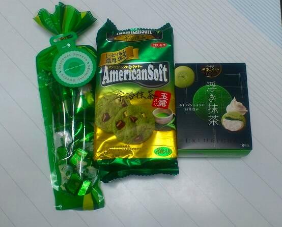 抹茶お菓子20130512
