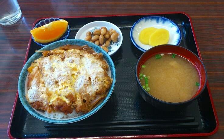 カツ丼20130526