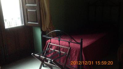 ホテル部屋inシラクーサ