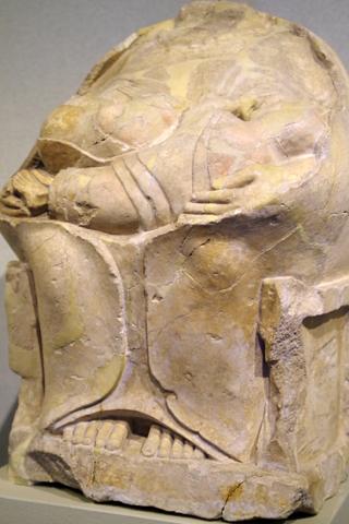 考古学博物館07地母神像?inシラクーサ