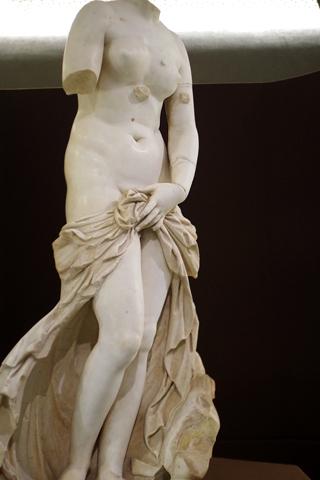 考古学博物館11ヴィーナス像?inシラクーサ