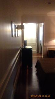ピンぼけホテル部屋inカターニア