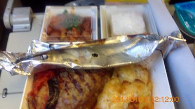 機内食06