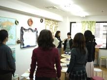 2012-12-22 アキコさん婚カツセミナー 気