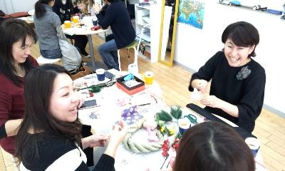 2012-12-15 13.29.26 フラワーアレンジ 小