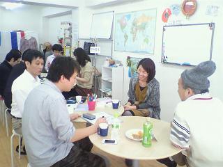 2月中国語喫茶