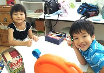 韓国語子供3