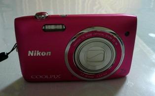 おニューカメラ