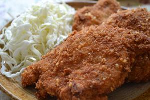 Cooking_Tonkatsu