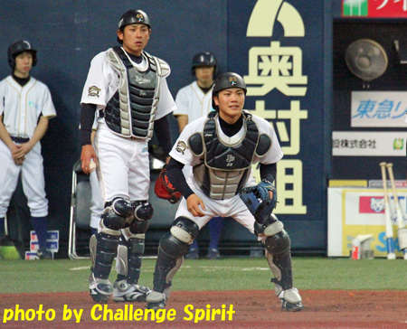 オープン戦3/10@京セラ7