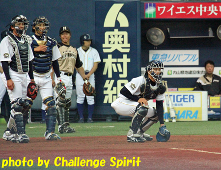 オープン戦3/10@京セラ8