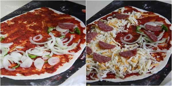 わがままピザ