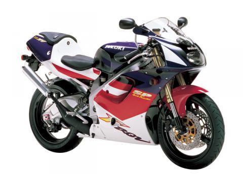 Suzuki rgv250 vj23a-2