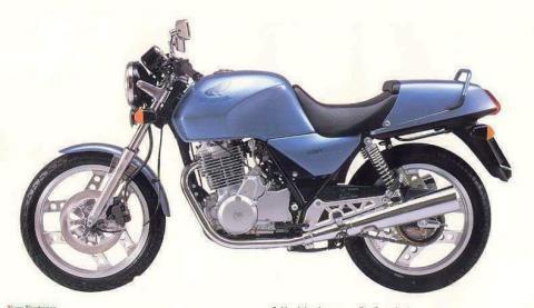 Honda XBR500 3