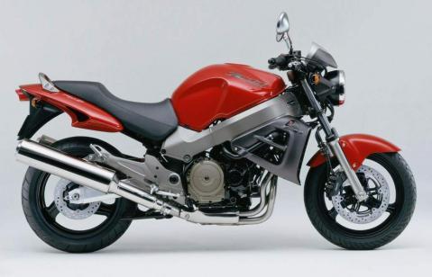 Honda - CB 1100 SF 00