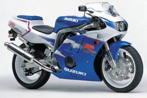 Suzuki GSXR400RSP 90 2