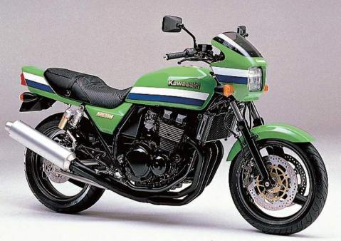 Kawasaki ZRX400 97